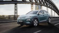 Hyundai Kona Electric: in video dal Salone di Ginevra 2018 - Immagine: 1