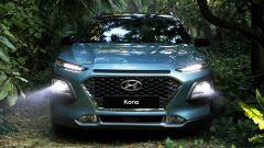 Hyundai Kona fari