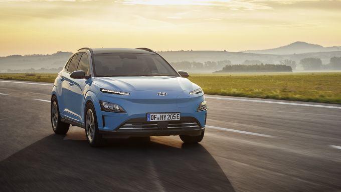 Hyundai Kona full-electric 2021