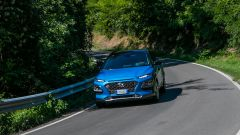 Hyundai Kona Hybrid, 0-100 km/h in 11,2 secondi