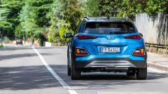Hyundai Kona Hybrid, 141 cv di potenza di sistema