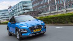 Hyundai Kona Hybrid 2019 prova video