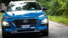 Hyundai Kona Hybrid, il Suv coreano sceglie l'ibrido classico