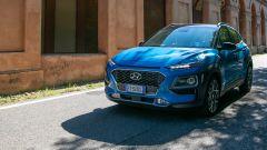 Hyundai Kona Hybrid, motore a benzina + motore elettrico