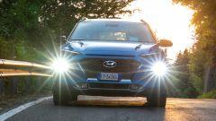 Hyundai Kona Hybrid, tre allestimenti per gli interni