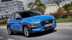 Nuova Hyundai Kona Hybrid, il Suv sceglie l'ibrido classico - Immagine: 3