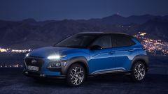 Nuova Hyundai Kona Hybrid, il Suv sceglie l'ibrido classico - Immagine: 8