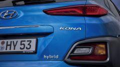 Nuova Hyundai Kona Hybrid, il Suv sceglie l'ibrido classico - Immagine: 5