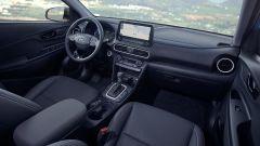Nuova Hyundai Kona Hybrid, il Suv sceglie l'ibrido classico - Immagine: 11