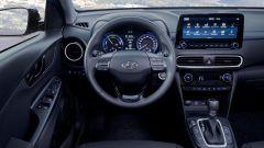 Nuova Hyundai Kona Hybrid, il Suv sceglie l'ibrido classico - Immagine: 12