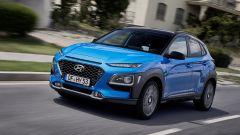 Nuova Hyundai Kona Hybrid, il Suv sceglie l'ibrido classico - Immagine: 1