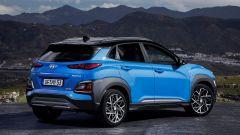 Nuova Hyundai Kona Hybrid, il Suv sceglie l'ibrido classico - Immagine: 16