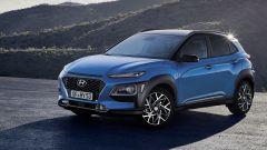 Nuova Hyundai Kona Hybrid, il Suv sceglie l'ibrido classico - Immagine: 17
