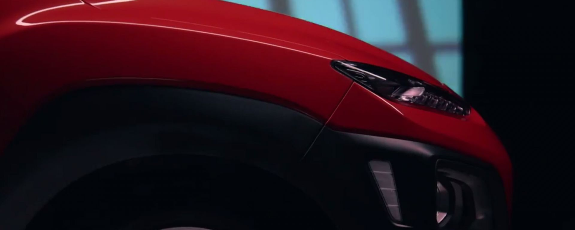 Hyundai Kona: i nuovi teaser del nuovo suv coreano