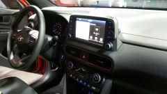 Hyundai Kona: il sistema di navigazione