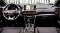 Hyundai Kona - interni