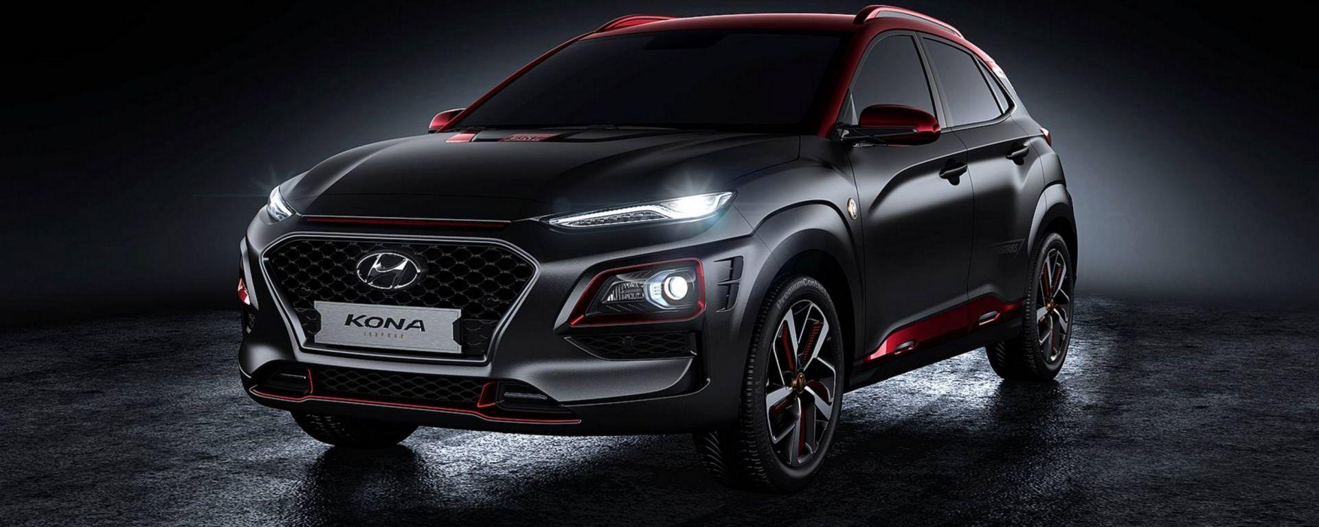 Hyundai Kona Iron Man Edition: il SUV da supereroe