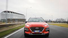 Hyundai Kona - La prova in pista