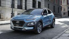 Hyundai Kona, le prime immagini
