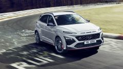 Hyundai Kona N 2021, 290 CV e 240 km/h