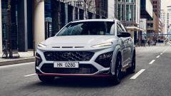 Hyundai Kona N 2021, il SUV compatto ad alte prestazioni