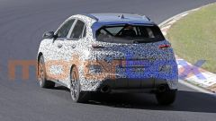 Hyundai Kona N 2021: visuale di 3/4
