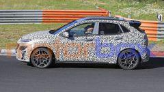 Hyundai Kona N 2021: visuale laterale