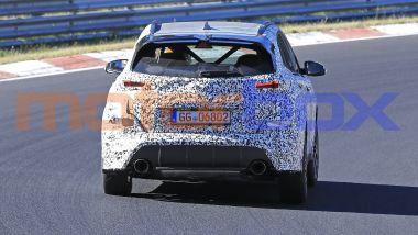 Hyundai Kona N 2021: visuale posteriore