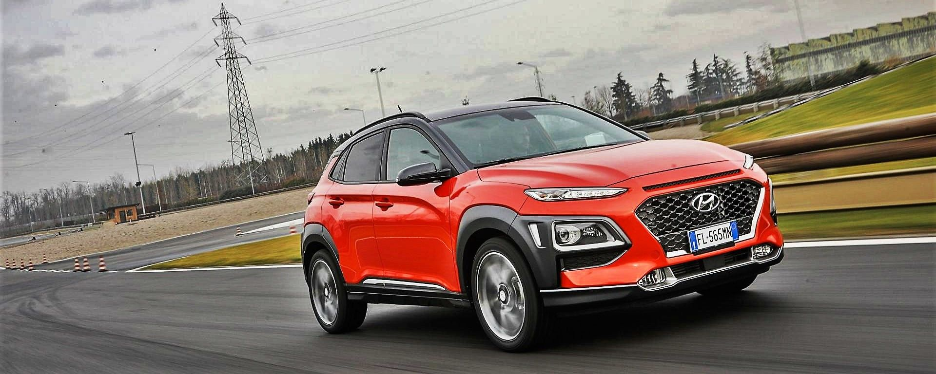 Hyundai: a breve una versione ad alte prestazioni della Kona