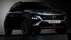 Hyundai Kona N, le prime foto ufficiali