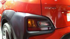 Hyundai Kona: paraurti posteriore