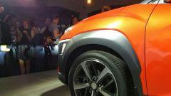 Hyundai Kona: passaruota anteriore