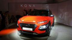 Hyundai Kona: prima passerella a Milano