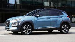 Hyundai Kona profilo