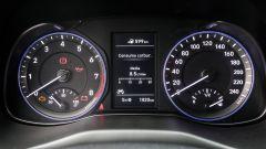 Hyundai Kona - quadro strumenti