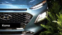 Hyundai Kona: a Ginevra sarà anche elettrica - Immagine: 16