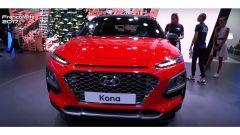Hyundai Kona: a Ginevra sarà anche elettrica - Immagine: 8
