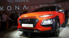 Hyundai Kona: il SUV coreano svelato a Milano