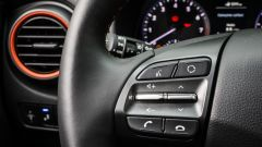 Hyundai Kona - volante comandi sinistra