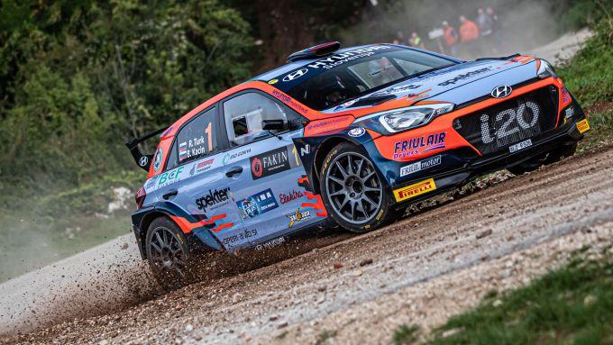 Hyundai, la i20 R5 è la diretta antenata della nuova i20 N Rally2