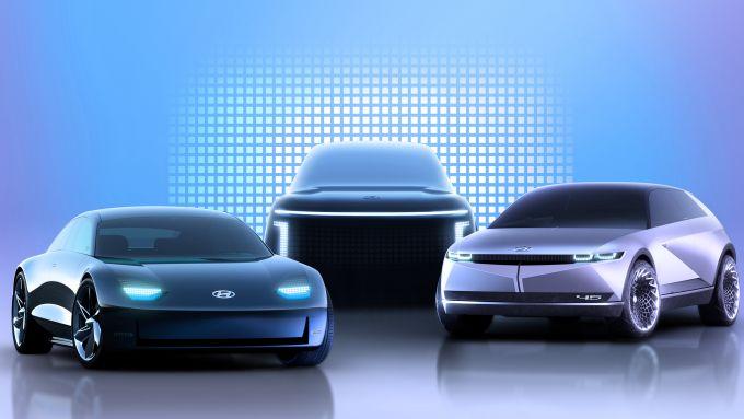 Hyundai lancia Ioniq, sottomarca dedicata ai veicoli elettrici