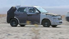 Hyundai mini-Suv, le foto spia
