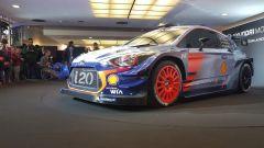 Hyundai Motorsport - i20 WRC 2017