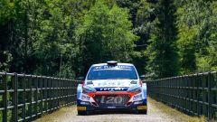 Hyundai lancia lo Hyundai i20 R5 Trophy al Monza Rally Show 2018