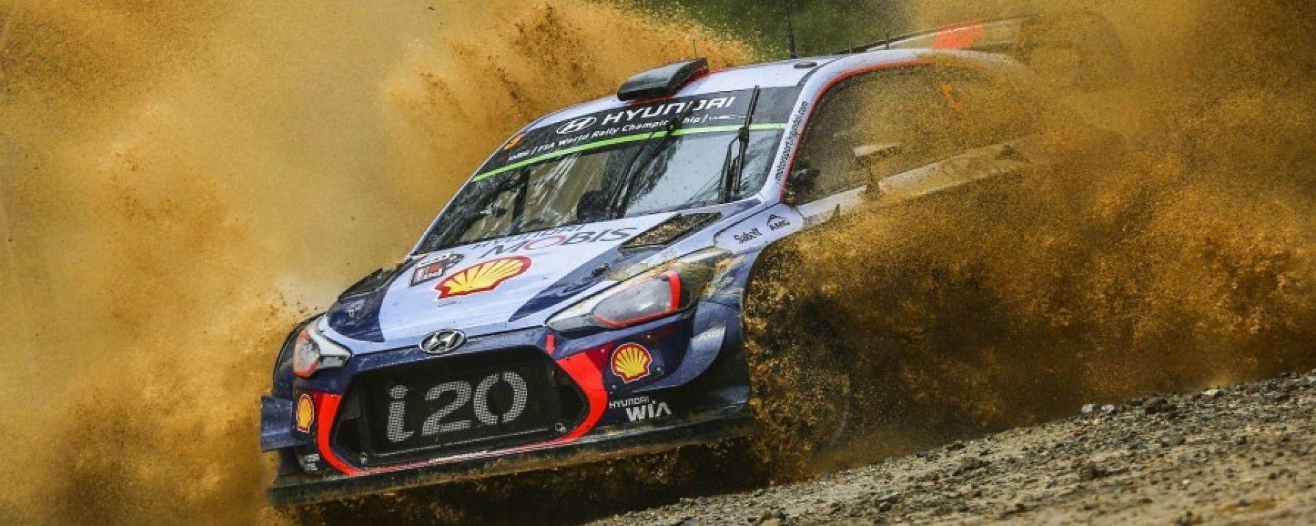Hyundai Motorsport - WRC 2018