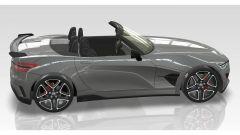 Hyundai N Roadster a tetto aperto