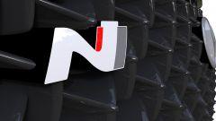 Hyundai N Roadster, dettaglio della calandra
