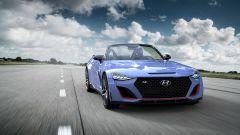 Hyundai N Roadster: io mi guido da sola
