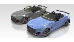 Hyundai N Roadster, meglio azzurra o grigia?