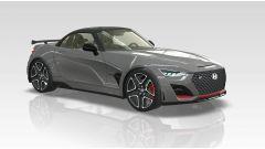 Hyundai N Roadster, rendering